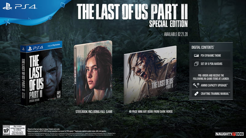 dia game the last of us 2 collectors edition 3799 5 Đĩa Game THE LAST OF US 2: COLLECTOR'S EDITION