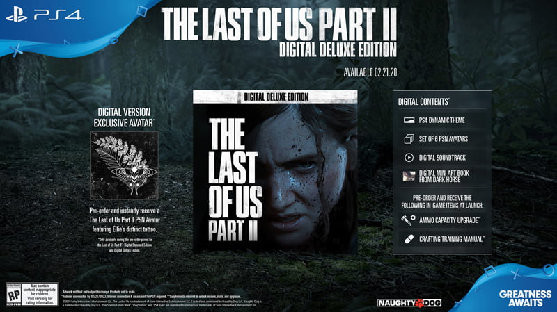 dia game the last of us 2 collectors edition 3799 6 Đĩa Game THE LAST OF US 2: COLLECTOR'S EDITION