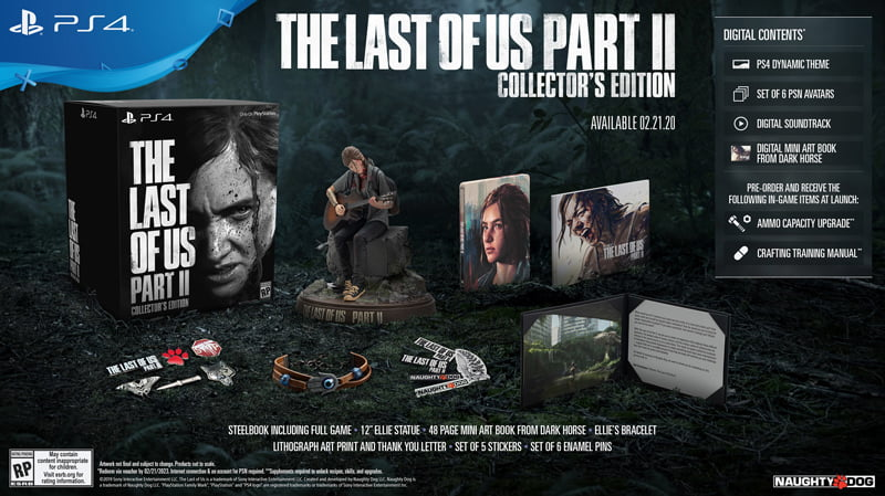 dia game the last of us 2 special edition 3794 7 Đĩa Game THE LAST OF US 2: SPECIAL EDITION