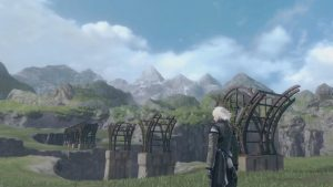 Đĩa game Nier Replicant (PS4)